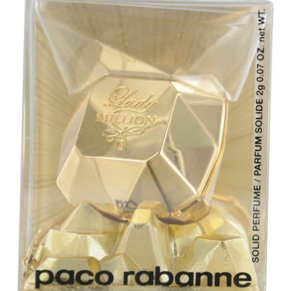 Paco Rabanne Lady Million Women's .07-ounce Solid Parfum
