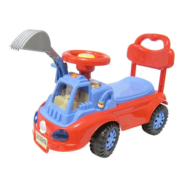 Joyriders Mini Excavator Ride-On Pedal Construction Vehicle