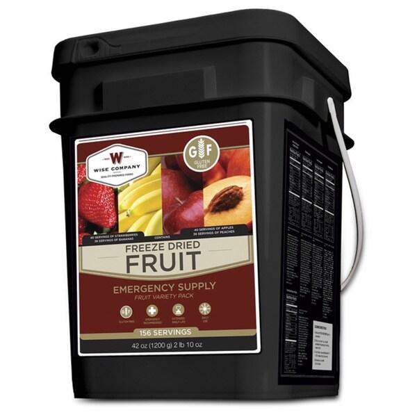 Wise Foods Gluten Free Freeze Dried Fruit