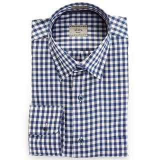 Alara Blue Twill Check Shirt