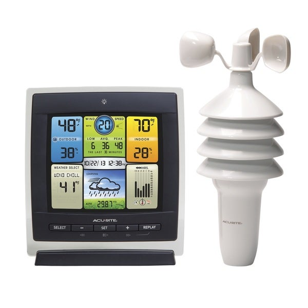 AcuRite Pro Color Weather Station 15233750