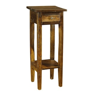 Walker Rustic Side Table