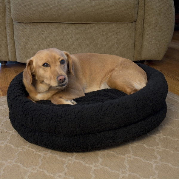 Iconic Pet Premium Snuggle Pet Bed