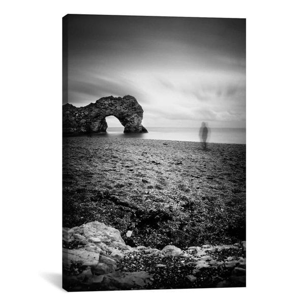 iCanvas Nina Papiorek Durdle Door Canvas Print Wall Art