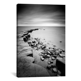 iCanvas Nina Papiorek Kimmeridge Bay Canvas Print Wall Art