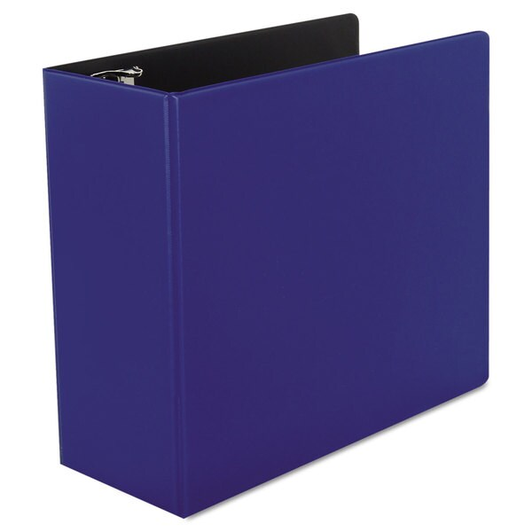 Universal One D-Ring Navy Royal Binder