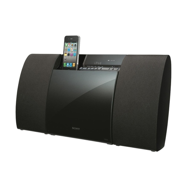 Sony Reconditioned Micro Hi-Fi Shelf System-CMT-CX4IP