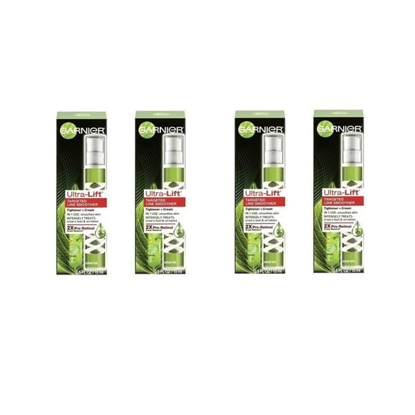 Garnier Ultra-Lift Targeted Line Smoother (Pack of 4)