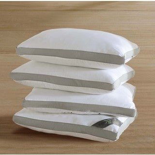 Mia Polyester Pillow 300 Thread Count (Set of 4)