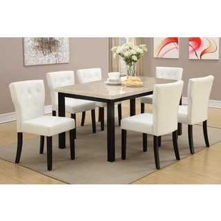 Fawn Wideback Dining Chairs (Set of 6)