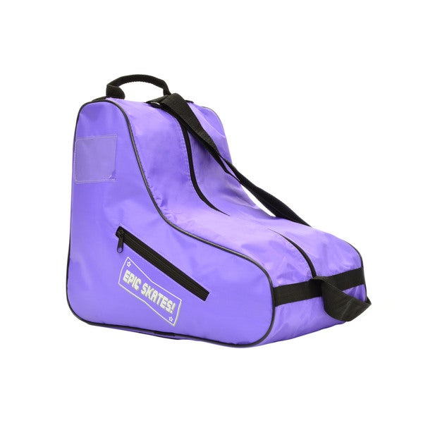 EPIC Purple Quad Roller Derby Speed Skate Bag