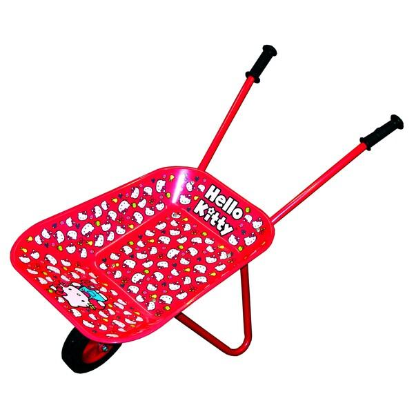 Hello Kitty Wheel Barrel