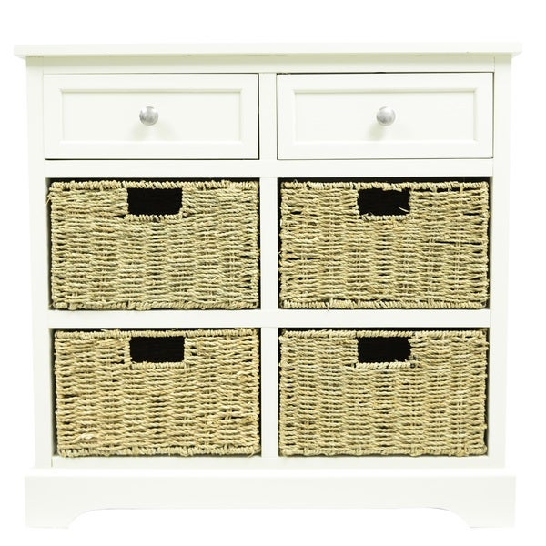 Buttermilk Montgomery Chest