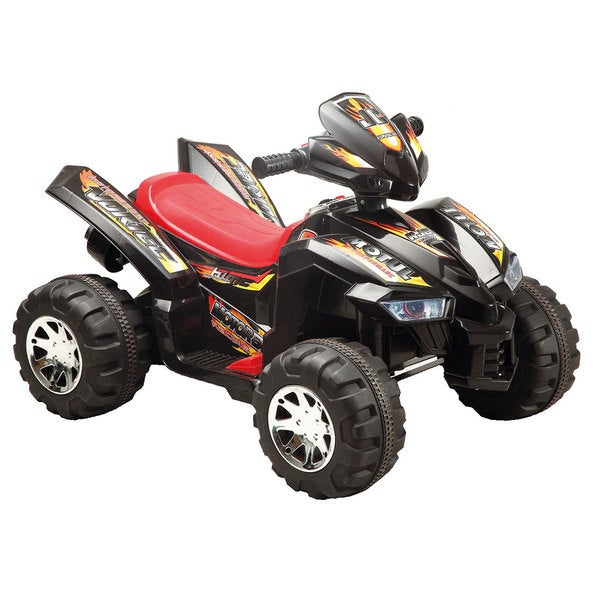Joy Riders Quad Runner