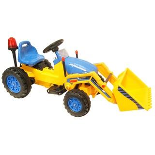 Joy Riders R/C Big Kids Bulldozer Ride-On Construction Vehicle