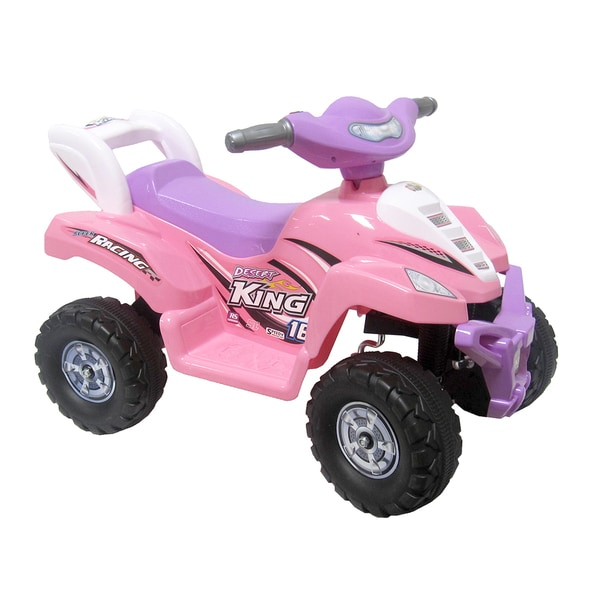Joy Riders Pink Quad