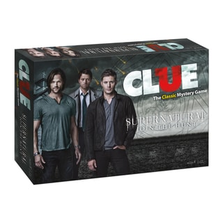 Clue Supernatural Edition