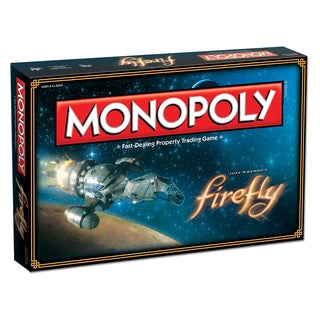 Monopoly Firefly Edition