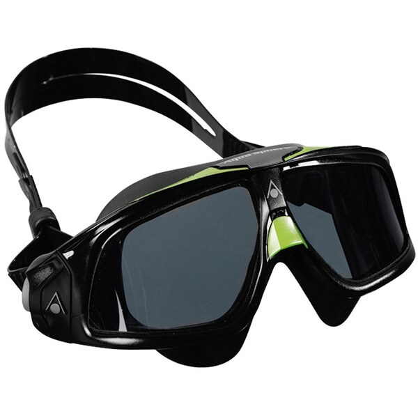 Seal Mask Smoke Lens Black