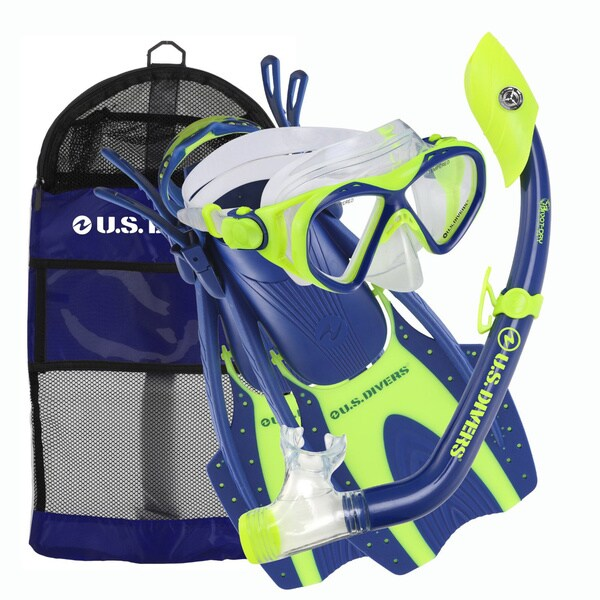 BuzzIslandJr Gear Bag Blue SM