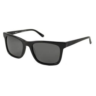 Gant Men's GS7000 Polarized/ Rectangular Sunglasses