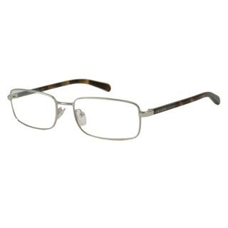 Prada Men's/Unisex PR50NV Rectangular Optical Frames