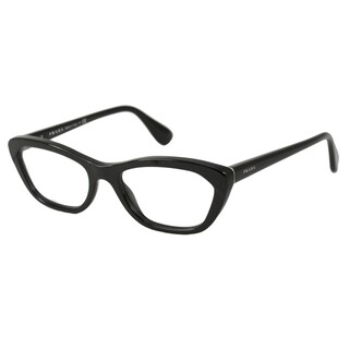 Prada Women's PR03QV Cat-Eye Reading Glasses