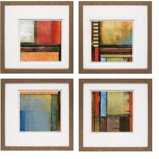Joel Holsinger- Finding Hope II 20 x 20 Set of 4 Framed Art Print
