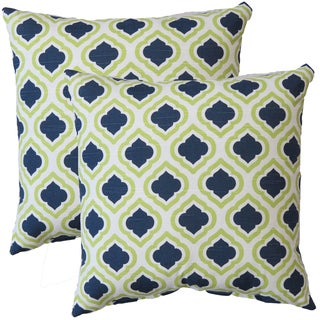 Premiere Home Curtis Canal 17-inch Throw Pillow - Set of 2