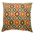 Flicker Decorative Feather and Down Filled 24-inch Throw Pillow