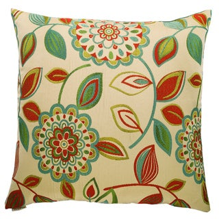 Flander Decorative Feather and Down Filled 24-inch Throw Pillow