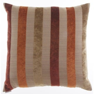 Balustrade Decorative Feather and Down Filled 24-inch Throw Pillow