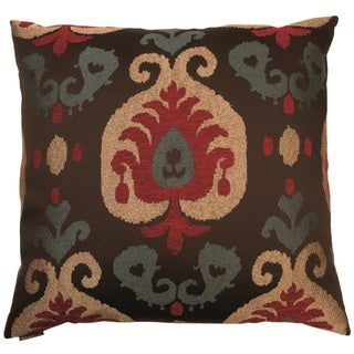 Renshaw Decorative Feather and Down Filled 24-inch Throw Pillow