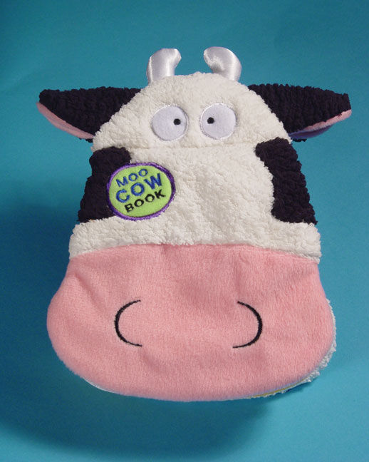 Moo Cow Book (Rag book)