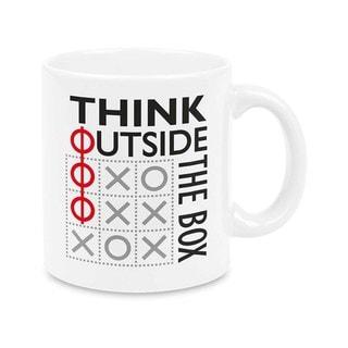 Weachtersbach Think Outside the Box Mugs (Set of 4)