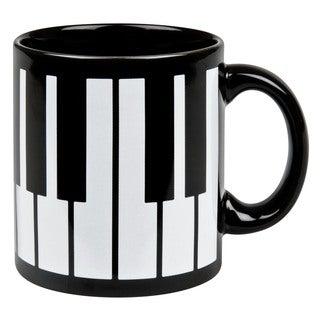 Weachtersbach Piano Key Mugs (Set of 4)