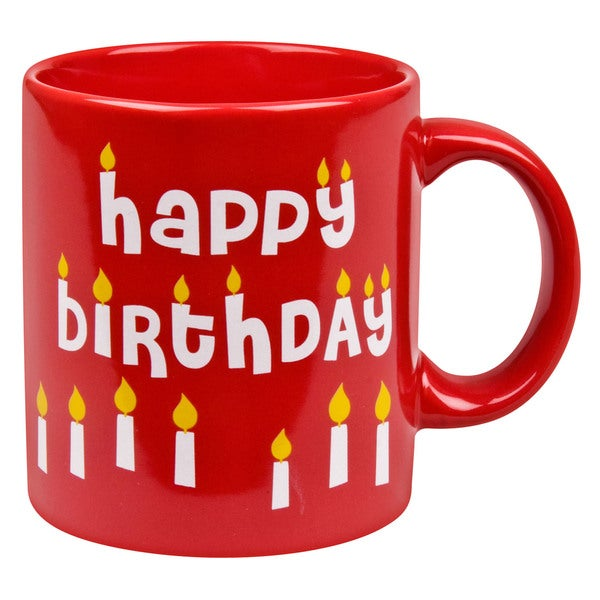 Weachtersbach Happy Birthday Mug