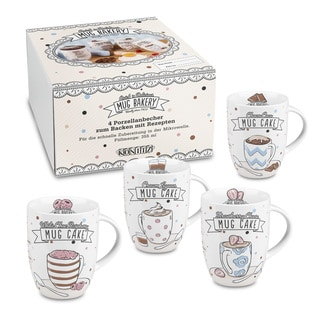 Konitz Mug Bakery (Set of 4)