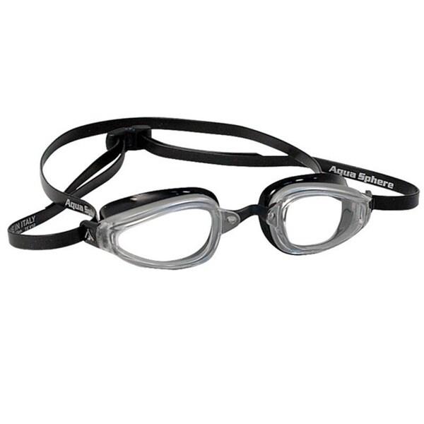 K180 Goggle Clear Lens Si Bk