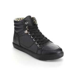 Via Pinky PERLA-02 Women's Simple Lace Up Ankle Sneaker