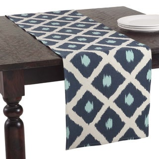 Ikat Design Runner