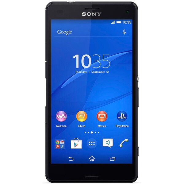 Sony Xperia Z3 Compact 16GB Unlocked GSM LTE Weatherproof Android 4.4.4 Smartphone