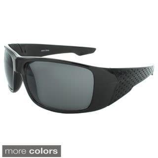 EPIC Eyewear Wrap Around Unisex Rectangle Sunglasses