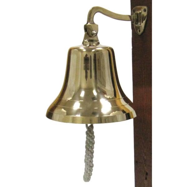 Malta Vintage Ship Bell