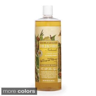 Dr. Jacobs Naturals 32-ounce Castile Liquid Soap