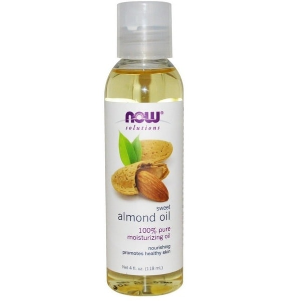 Now Foods Solutions 4-ounce Sweet Almond Oil 15241191