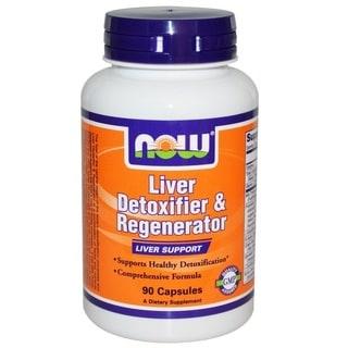 Now Foods Liver Detoxifier and Regenerator (90 Capsules)