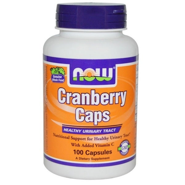 Now Foods Cranberry Caps (100 Capsules)