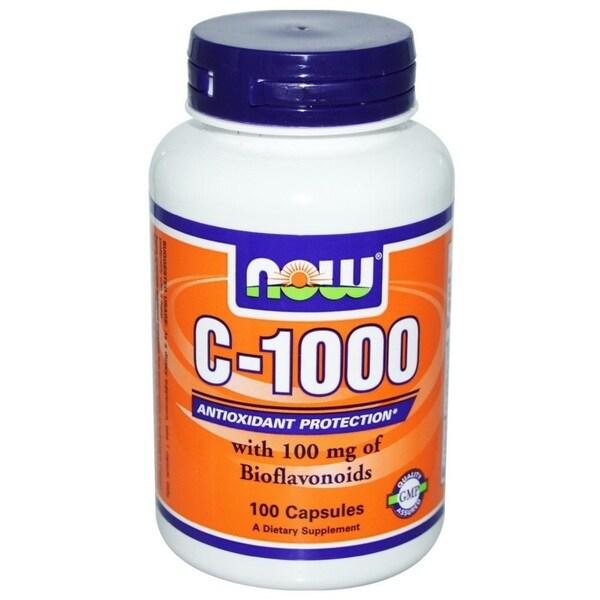 Now Foods C-1000 (100 Capsules)