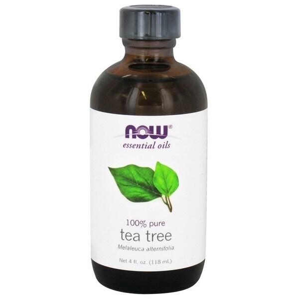 Now Foods 4-ounce Tea Tree Essential Oil